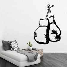 Boxing Glove Wall Sticker Mural DIY PVC Stickers Kitchen Bedroom Bathroom