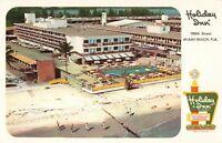 Postcard Holiday Inn Miami Beach Florida