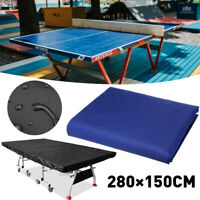 2.8M Outdoor Waterproof Dustproof Table Tennis Protector Ping Pong Table Cover