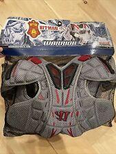 New Warrior Nation Hitman 9.0 Lacrosse Shoulder Pads Large NAHIT9L $125retail