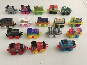 Thomas The Train & Friends Minis Lot Of 17