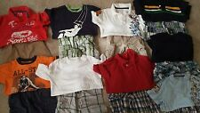NAME BRAND BOYS OUTFIT LOT SIZE 5T