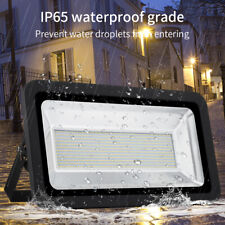 New listing 500W Led Flood Light Outdoor Landscape Garden Wall Lamp Warm White Ip65 110V Ac