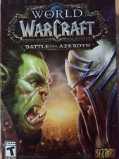 World Of Warcraft: Battle For Azeroth Expansion Set - NEW! SEALED!
