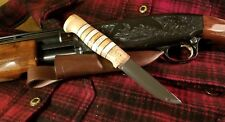 Helle Arv Knife high performance bushcraft woodsman craftsman made Norway