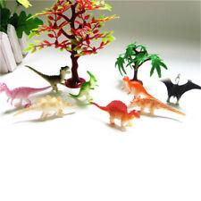 8x Dinosaurs Model Animals Gifts Boys Toys Kids Plastic Dinosaurus Figures DecRx