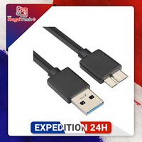 Câble Adaptateur USB 3.0 mâle A à Micro B pour disque dur externe HDD SSD 50cm