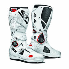 Sidi 100% Leather Motorcycle Boots CE Approved