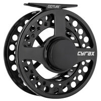 Goture Fly Reel 5/6 7/8 CNC-machined Large Arbor 2+1BB Aluminum Alloy Trout Reel