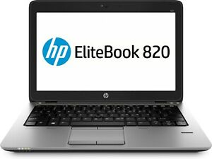 Notebook HP EliteBook 820 G1 Intel Core™ i5-4200U RAM 8GB 240GB SSD WIN 10