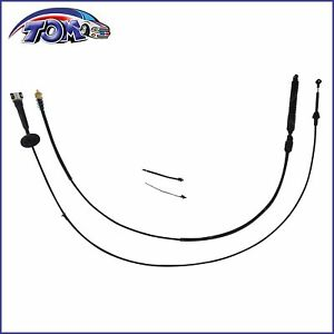 New Auto Trans Shifter Cable for Chevrolet Silverado 1500 2500 3500 GMC Sierra
