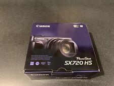 Canon PowerShot SX720 HS 20.3-Megapixel Digital Camera - Red