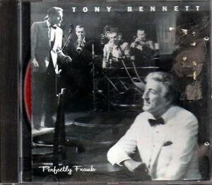 Tony Bennett - Perfectly Frank (Sinatra) 1992 CD Brand New & Sealed!