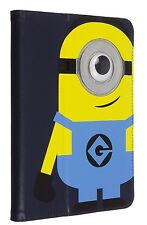 "Despicable Me Minions Googly Eye Protective Case for iPad Mini and 7"" Tablets"