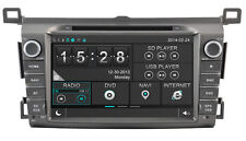 AUTORADIO DVD/GPS/IPOD/NAVI/RADIO/BLUETOOTH PLAYER TOYOTA RAV4 2013-2014 E8120