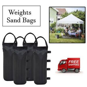 112 LBS Outdoor Pop Up Canopy Tent Gazebo Weight Sand Bag Anchor