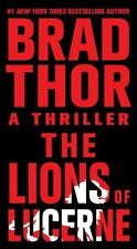 The Lions of Lucerne Thor, Brad Mass Market Paperback