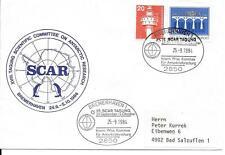 SCAR 25 09 1984 BREMERHAVEN 1