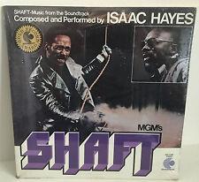 Isaac Hayes Shaft Movie Soundtrack 1971 2LP Enterprise Records ENS-2-5002 Sealed