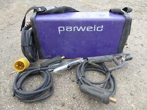PARWELD XTI 181DV  Tig Inverter Welder