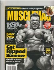 MUSCLEMAG bodybuilding muscle magazine/Eduardo Correa Da Silva 6-13 #373