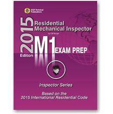 M1  ICC Residential Mechanical Inspector Exam Questions Workbook 2015