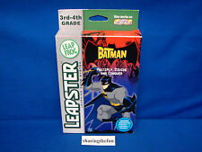Leapster BATMAN MULTIPLY DIVIDE AND CONQUER Game Cartridge Brand New Leap Frog