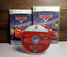 Xbox 360 Disney Pixar Cars mit Anleitung THQ