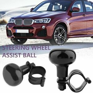 Steering Wheel Booster Ball Knob Power Handle Spinner Knob Grip Assist UK