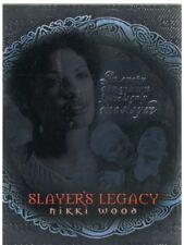 Buffy TVS Season 7 Slayers Legacy Chase Card SL-3