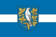 Aufkleber Garbsen OT Havelse Flagge Fahne  8 x 5 cm Autoaufkleber Sticker