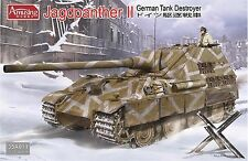 Amusing Hobby 1/35th Scale Jagdpanther II German Tank Destroyer Kit No. 35A011