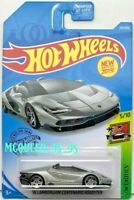 2019 HOT WHEELS 16 LAMBORGHINI CENTENARIO ROADSTER HW EXOTICS