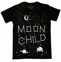 Out of this world T Shirt - Astrology Occult Moon Child Aliens