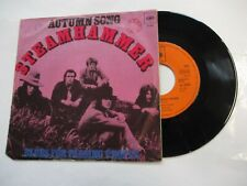 "STEAMHAMMER - AUTUMN SONG - 7"" VINYL EXCELLENT CONDITION 1969 GERMANY"