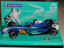1:43 J. Villeneuve~Sauber C24~ Canada MICHELIN Promo 384pcs- VERY RARE