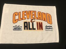 Cleveland Cavaliers All In Rally Towel NBA Playoffs Cavs Ohio Collectible