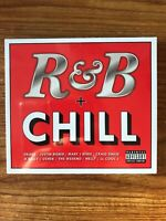Various Artists : R&B + Chill CD 3 Discs (2016)(CD) Brand New Sealed