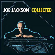 Joe Jackson Collected Ltd Turquoise Vinyl 2lp Reissue out 28th April