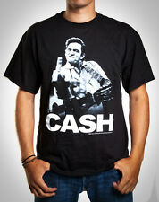 Johnny Cash - 'The Bird' Finger T-shirt