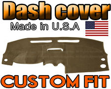 fits 2004   2005   2006   CHEVROLET AVEO  DASH COVER MAT DASHBOARD PAD  /  TAUPE