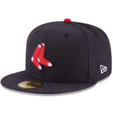 New Era MLB Boston Red Sox Authentic Collection On-Field 59FIFTY Cap Hat NewEra