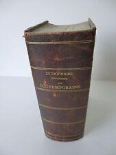 VAPEREAU (G.). Dictionnaire universel des contemporains. 1865