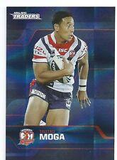 2013 NRL Traders Base Card 164 Tautau MOGA Sydney Roosters