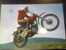 ansichtkaart CZ Crossmotor #27 (?)