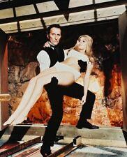 Peter Cushing wie Baron Frankenstein Poster-Aufdruck 61x50.8cm