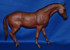 "Breyer~1996~SIGNED Little Andy Wind ""Bo Diddly"" Quarter Horse~Rugged Lark~LOOK"