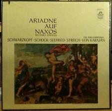 strauss ARIADNE AUF NAXOS   von karajan LP sealed vinyl