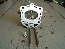 Bombardier / Can-Am (04/05 Traxter 500 Auto 0 Miles) Cylinder head & valves