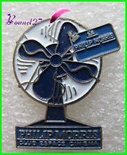 Pin's pins Badge Un Ventilateur bleu PHILIP MORRIS Espace club cinema  #786
